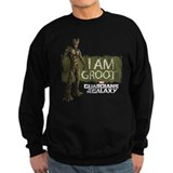 I am groot Sweatshirt (dark)
