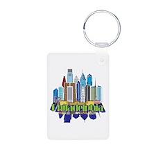 Iconic Philadelphia Keychains