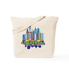 Iconic Philadelphia Tote Bag