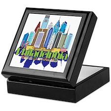 Iconic Philadelphia Keepsake Box