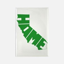 California Home Rectangle Magnet