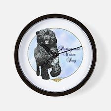 PWD Portrait Wall Clock
