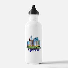 Iconic Philadelphia Water Bottle