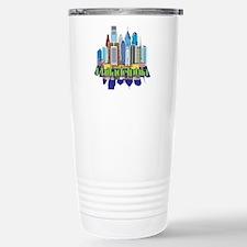 Iconic Philadelphia Travel Mug
