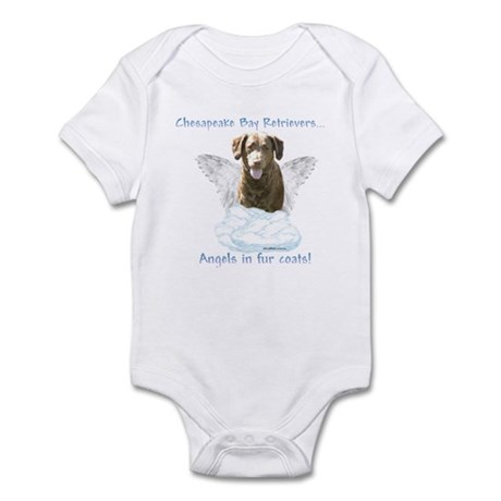 Chessie Angel Infant Bodysuit