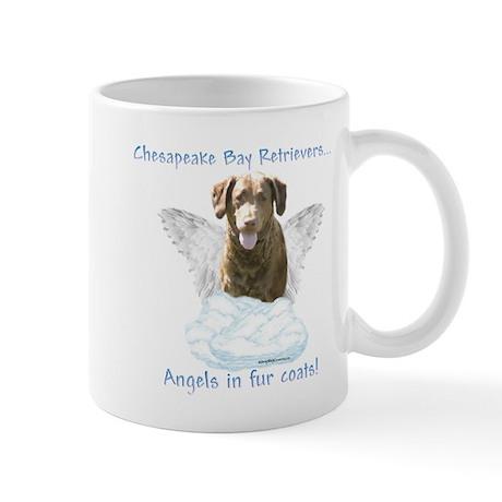Chessie Angel Mug