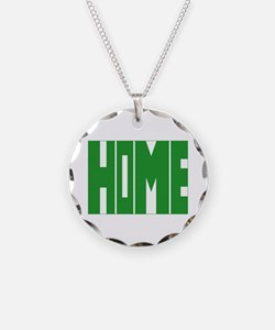 Colorado Home Necklace