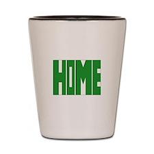 Colorado Home Shot Glass