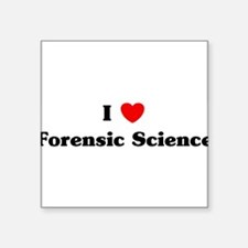 Forensic_Science Sticker