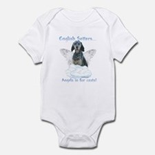 English Setter Angel Infant Bodysuit