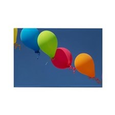 Colorful Balloons Magnets