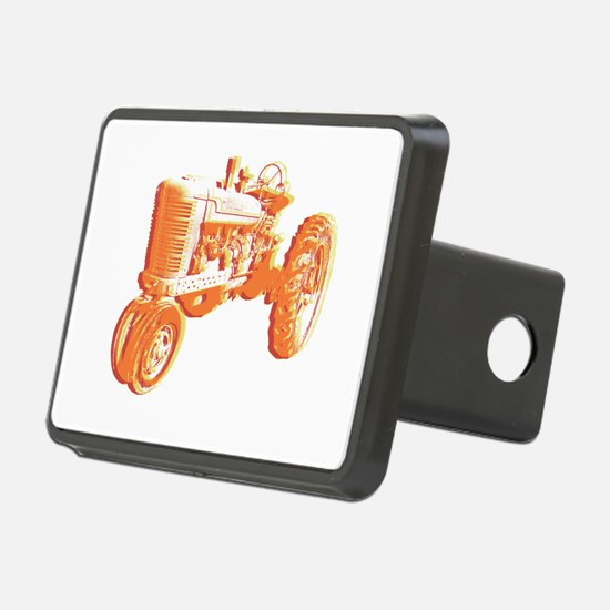 Serigraph Tractor Hot Hitch Cover