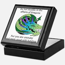 Dragon Crunchies Keepsake Box