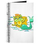 Kitty Mermaid Journal