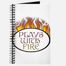 Plays with Fire Journal