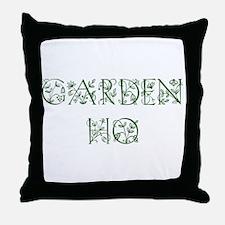 Garden Ho Throw Pillow