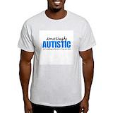 World autism awareness day Mens Light T-shirts