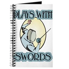 Plays with Swords Journal