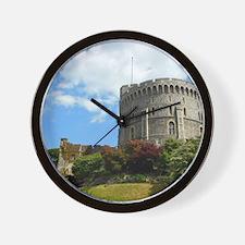 Windsor Castle Wall Clock
