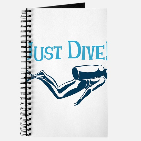 Just Dive Journal