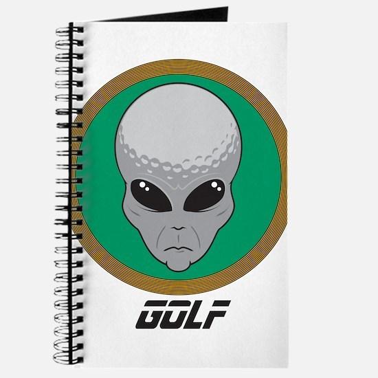 Alien Golf Journal