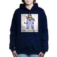 The Yoyo Man Women's Hooded Sweatshirt