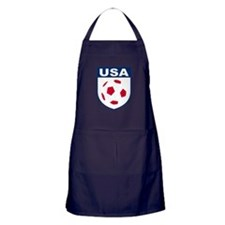 USA soccer Apron (dark)