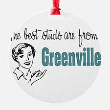 beststudsGreenville.png Ornament
