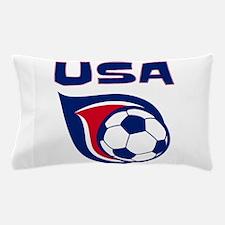 USA soccer Pillow Case