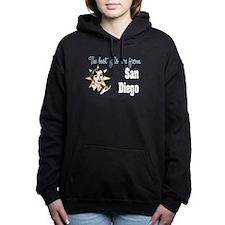 Best Girls San Diego Women's Hooded Sweatshirt