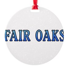 Fair Oaks Ornament