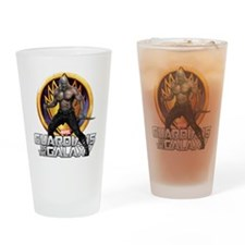 Drax Logo Drinking Glass