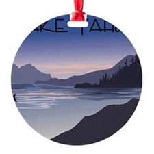 Lake Tahoe Ornament