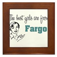 coolestgirlsFargo.png Framed Tile