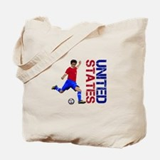 United States soccer Tote Bag