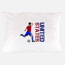 United States soccer Pillow Case