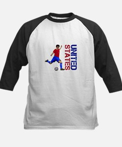 United States soccer Baseball Jersey