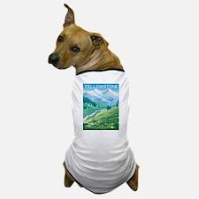 1074h5411mountainstream.png Dog T-Shirt