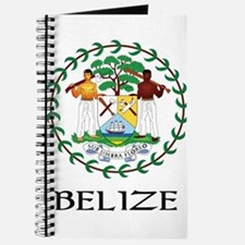 Coat of arms of Belize Journal