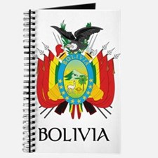 Coat of arms of Bolivia Journal