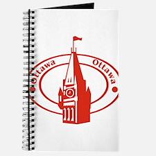 Ottawa Passport Stamp Journal