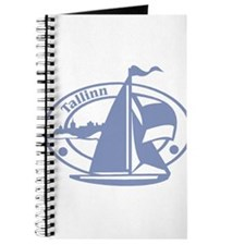 Tallinn Passport Stamp Journal