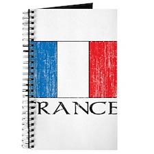 France Flag Journal