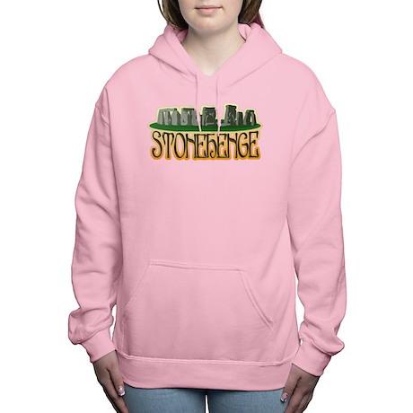Stonehenge Women's Hooded Sweatshirt