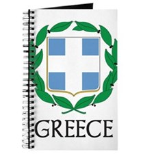 Coat of Arms of Greece Journal