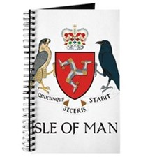 Isle of Man coat of arms Journal