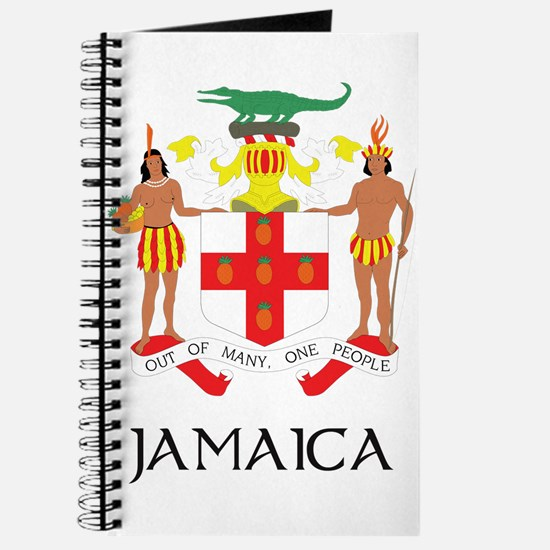 Coat of Arms of Jamaica Journal