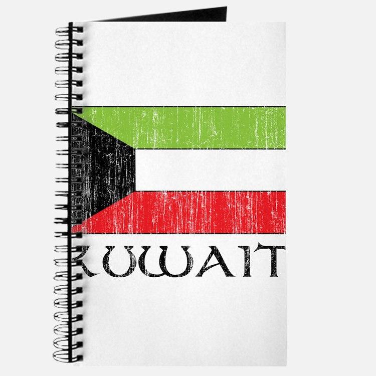 Kuwait Flag Journal