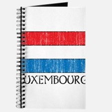 Luxembourg Flag Journal