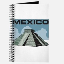 Mexico Pyramid Journal